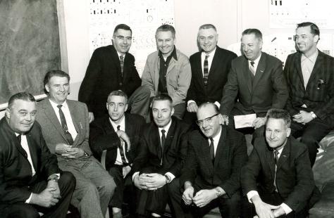 1962 Production Flight Test