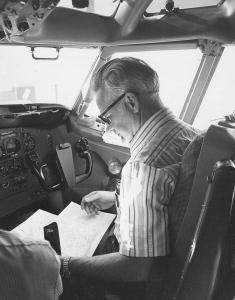Boeing Test Pilot