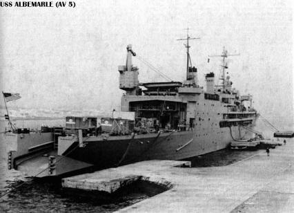 USS ALbemarle